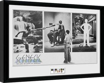 Genesis - The Lamb Lies Down V2 Kehystetty juliste