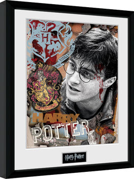 Harry Potter - Harry Potter Kehystetty juliste