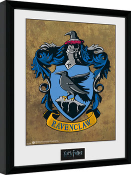 Harry Potter - Ravenclaw Kehystetty juliste