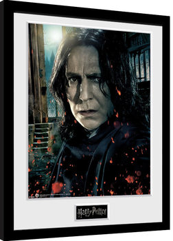 Harry Potter - Snape Kehystetty juliste