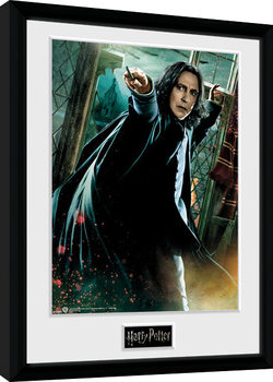 Harry Potter - Snape Wand Kehystetty juliste
