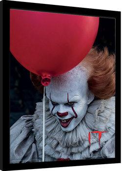 IT - Pennywise Balloon Kehystetty juliste