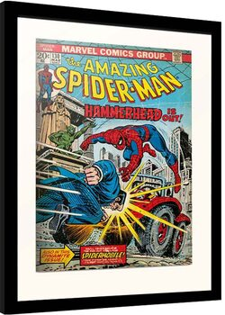 Kehystetty juliste Marvel - Amazing Spider-Man