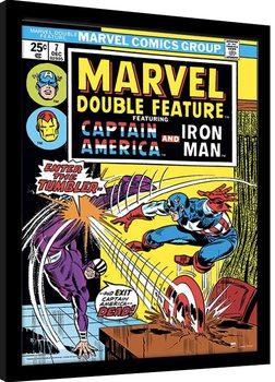 Kehystetty juliste Marvel Comics - Enter The Tumbler