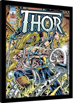 Kehystetty juliste Marvel Comics - Thor Tentacles
