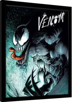 Kehystetty juliste Marvel Extreme - Venom