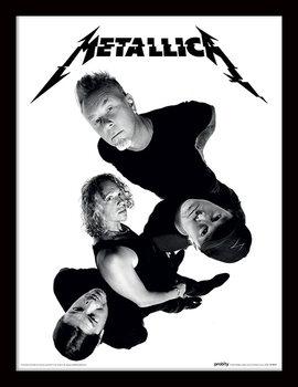Metallica - Twisted Band Kehystetty juliste