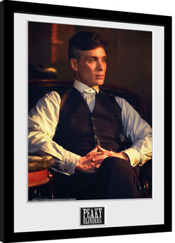 Peaky Blinders - Tommy Kehystetty juliste