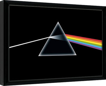 Kehystetty juliste Pink Floyd - Dark Side of the Moon