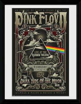 Kehystetty juliste Pink Floyd - Rainbow Theatre