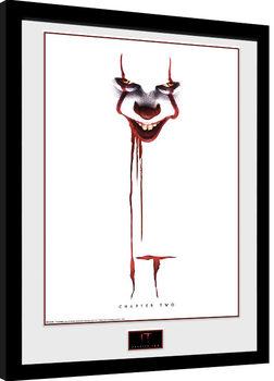 Se: Toinen luku - Blood Kehystetty juliste