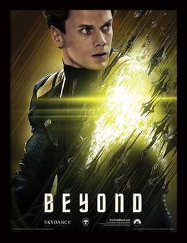 Star Trek Beyond - Chekov Kehystetty juliste