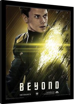 Star Trek Beyond - Chekov Kehystetty juliste