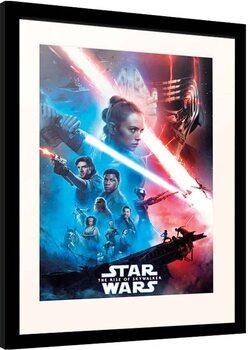 Kehystetty juliste Star Wars: Episode IX - The Rise of Skywalker - One Sheet