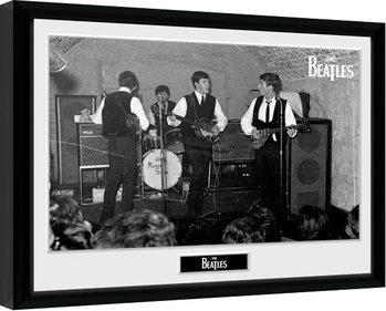 The Beatles - The Cavern 2 Kehystetty juliste