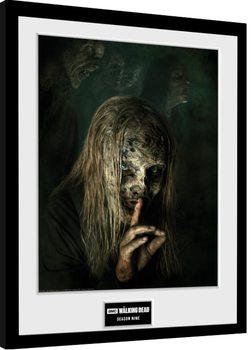 Kehystetty juliste The Walking Dead - Season 9
