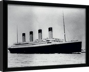 Titanic (2) Kehystetty juliste