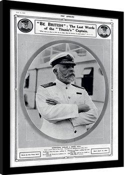 Titanic (5) Kehystetty juliste