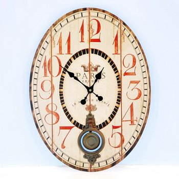 Design Clocks - Paris  Kello