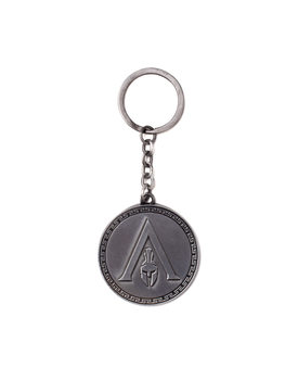 Assassin's Creed Odyssey - Metal Logo Keyring