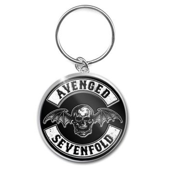 Avenged Sevenfold Deathbat Keyring