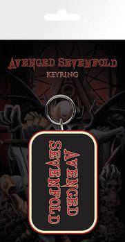 Avenged Sevenfold - Logo Keyring