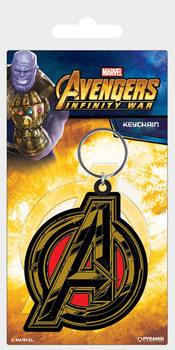 Avengers Infinity War - Avengers Symbol Keyring