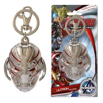 Avengers - Ultron Head Keyring
