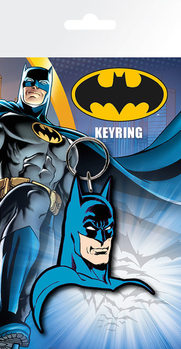 Batman Comic - Face Keyring