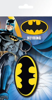 Batman Comic - Logo Keyring