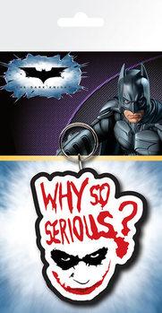 Batman: The Dark Knight - Joker Serious Keyring