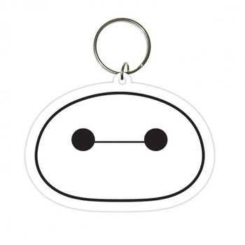 Big Hero 6 - Head Keyring