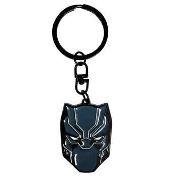 Keychain Black Panther