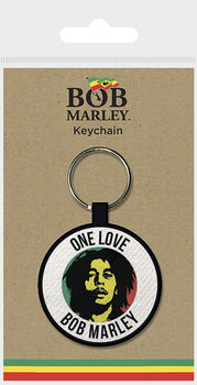 Bob Marley - one love Keyring