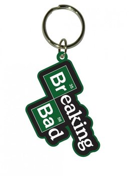 Breaking Bad - Logo Keyring