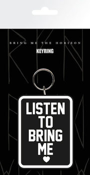 Bring Me The Horizon - Listen To (Bravado) Keyring