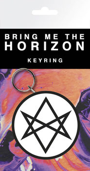 Bring Me The Horizon - Logo Keyring