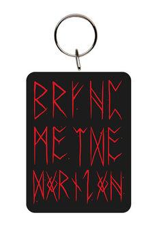 Bring Me The Horizon - Logo Red Keyring