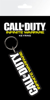 Call Of Duty: Infinite Warefare - Logo Keyring
