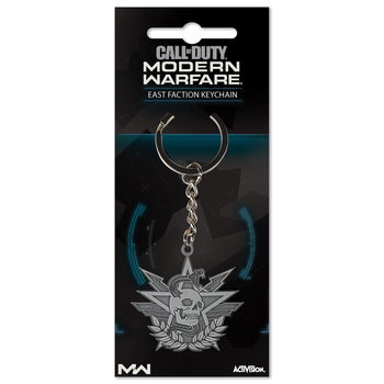 Call Of Duty: Modern Warfare - East Faction Keyring