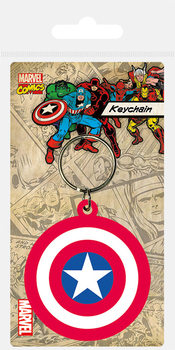 Captain America - Shield Keyring