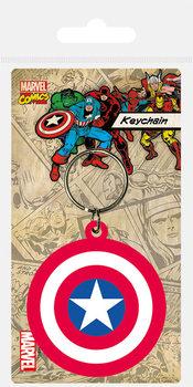 Captain America - Shield Keyring