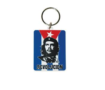 CHE GUEVARA - flag Keyring