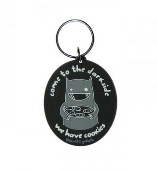 D&G MONSTER MASH - darkside Keyring