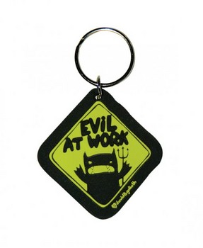 D&G MONSTER MASH - evil at work Keyring