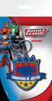 Dc Comics - Justice League Champions Keyring