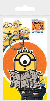 Despicable Me 3 - Minion Map Keyring