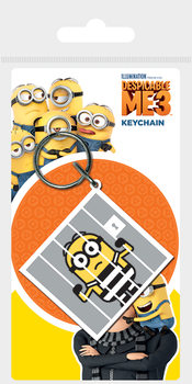 Despicable Me 3 - Minion Prision Keyring