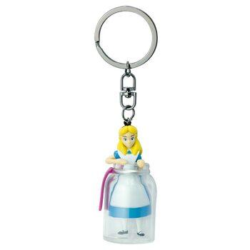 Keychain Disney - Alice in the Bottle