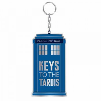 Doctor Who - Keys To The Tardis Keyring